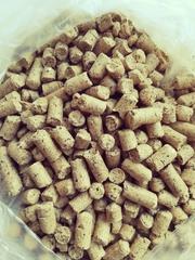 Продам отруби пшеничные пушистые и в гранулах